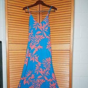 Old Navy Hawaiian Maxi Dress